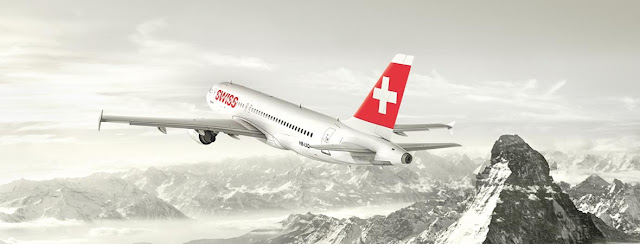 Enjoy SWISS Business Exclusive services For Much Less