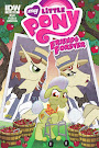 My Little Pony Friends Forever #9 Comic Cover Subscription Variant