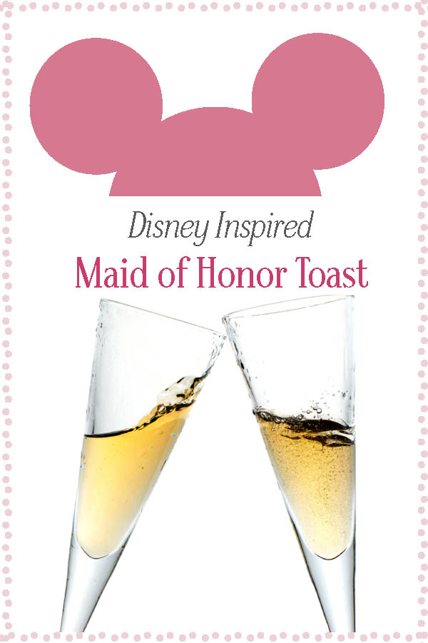 Maid of honor wedding toast quotes