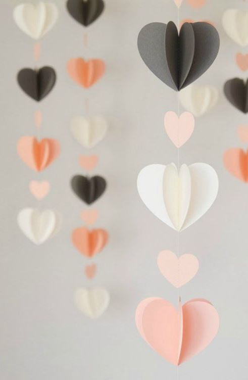 10 Decorations ideas for Valentines Day DIY