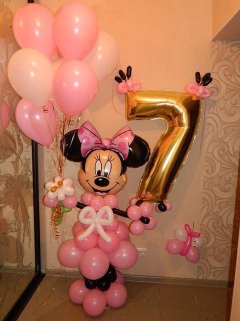 Festa da Minnie 7 Anos