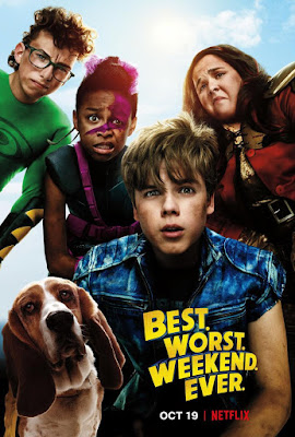 Best Worst Weekend Ever (Miniserie de TV) S01 Custom HD Dual Latino