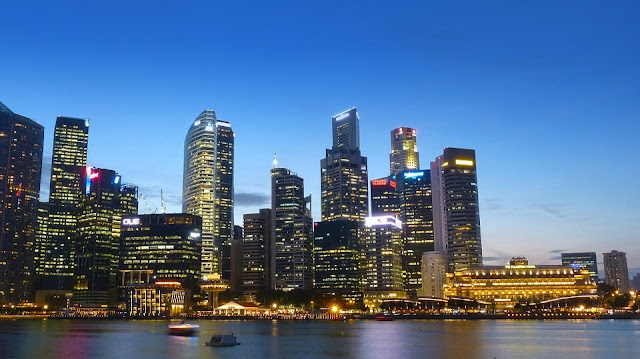 travel in Singapore, travel abroad