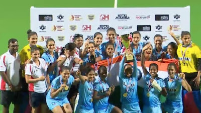 Indian women win Asia Cup 2017