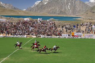 Shandur the Highest Polo Ground