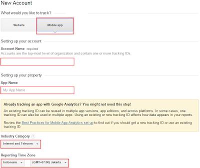 Cara Mendaftarkan Blog Pada Google Analytics dan Pasang Kode Tracking