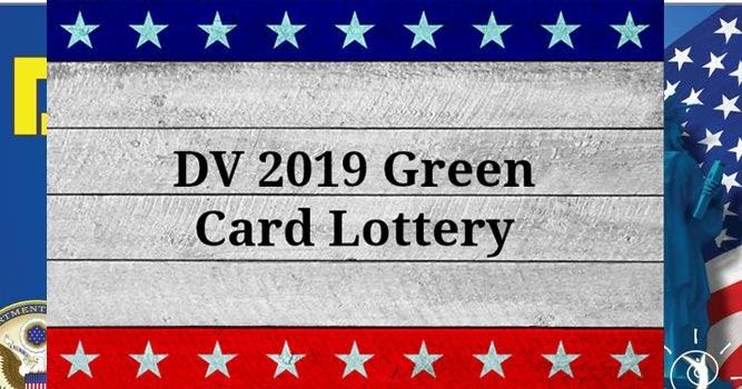 america dv lottery 2019