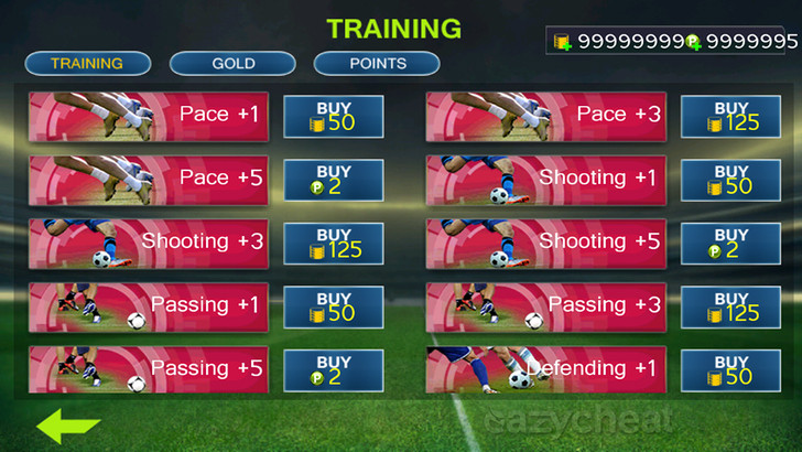 Ultimate Soccer - Football Cheats