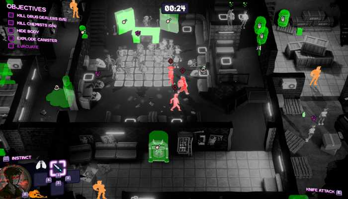 Download Party Hard 2 For PC