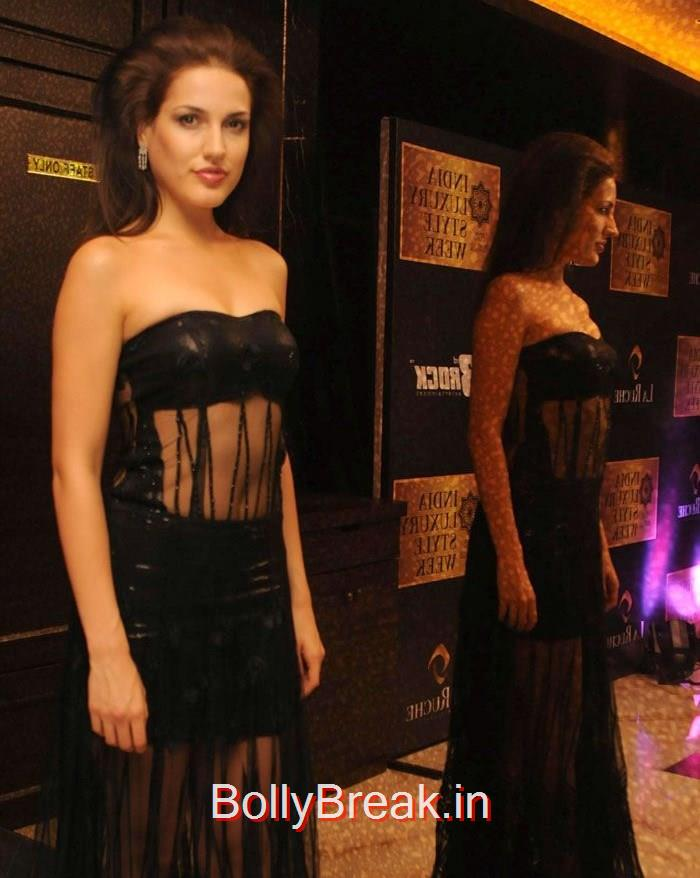 India Luxury Style Week 2015 Announcement, Zareen Khan Urvashi Rautela Hot Pics At India Luxury Style Week 2015 Announcement
