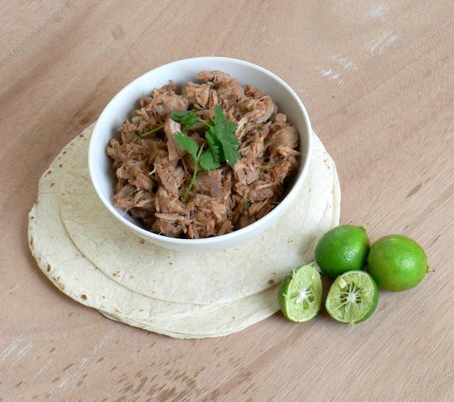 Cafe Rio Sweet Pork Barbacoa, recipe