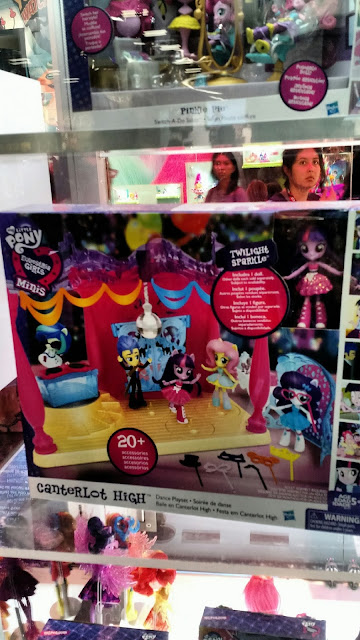 San Diego Comic Con 2016 - Equestria Girls Mini Merchandise and Toys
