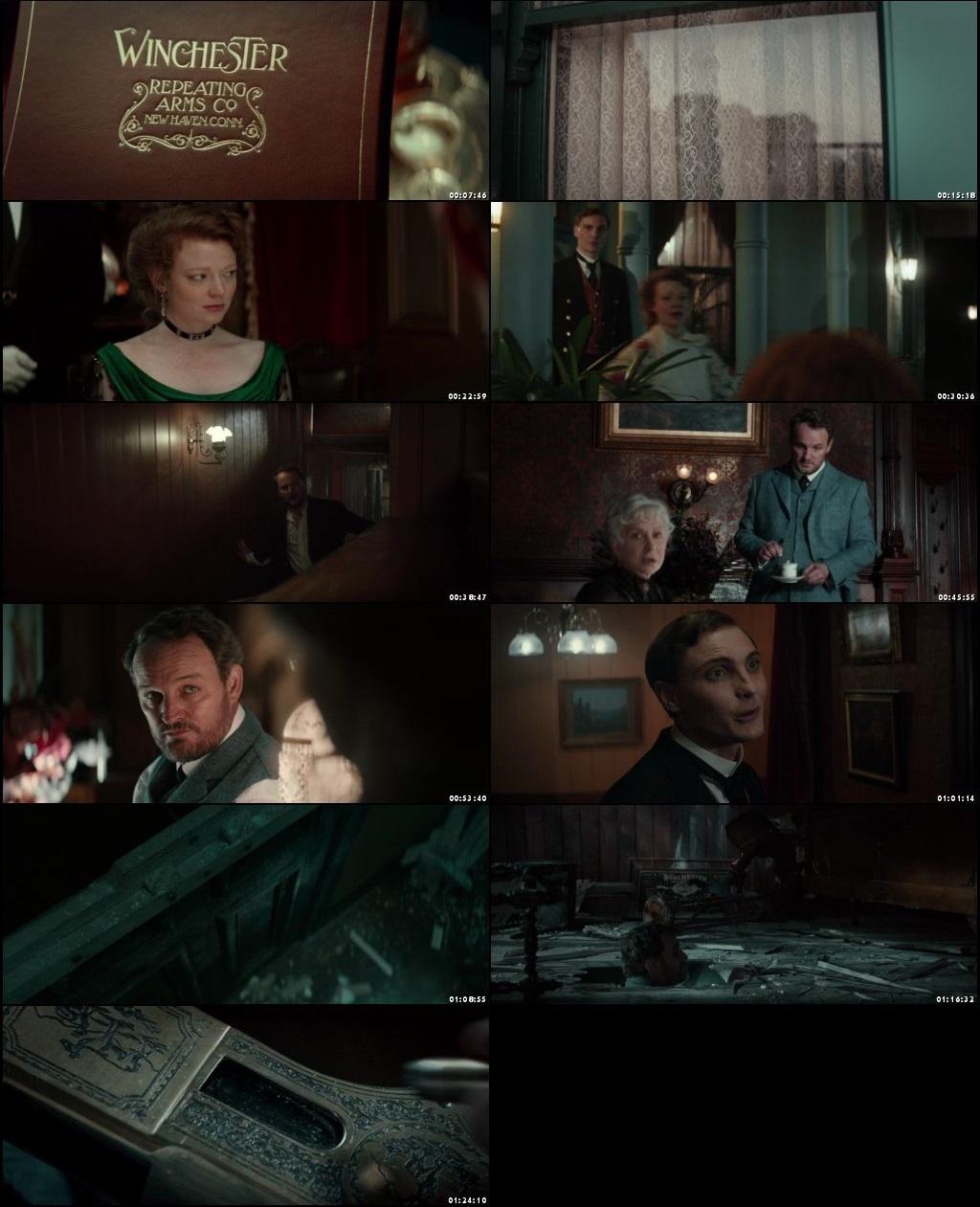 Winchester 2018 Full Movie Download 720p HDRip, BluRay, DVDRip, mkv, Mp4 1080p Full Hd