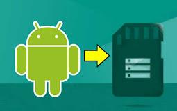 pindahkan aplikasi dari memori internal ke memori eksternal tanpa root