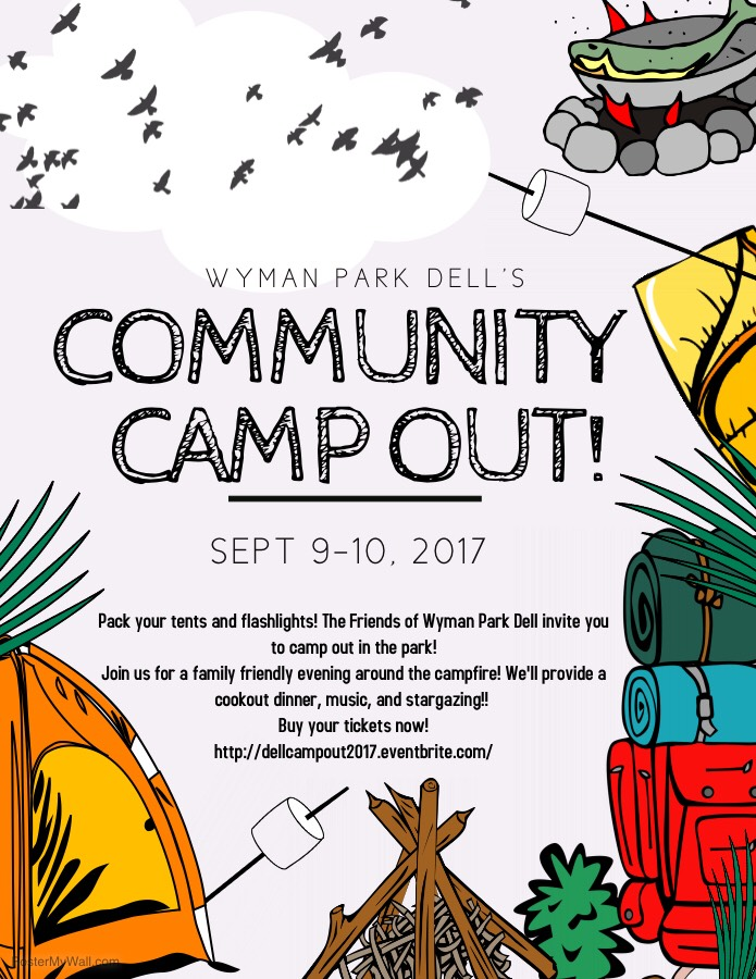 Pack Your Tents and Flashlights Weu0027re Going C&ing!  sc 1 st  Remington Community Newsletter & Remington Community Newsletter: Camp out in the Wyman Park Dell ...
