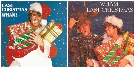 the video to last christmas shows wham members george michael and andrew ridgeley accompanying girlfriends to see friends at an unspecified ski resort - Last Christmas Original