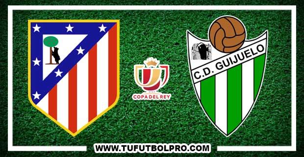 Ver Atlético Madrid vs Guijuelo EN VIVO Por Internet Hoy 20 de Diciembre 2016