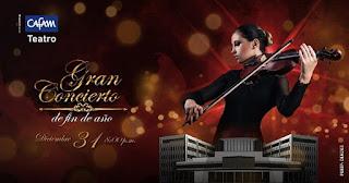 GRAN Concierto de Fin de Año 2018 - 2019 | Teatro Cafam