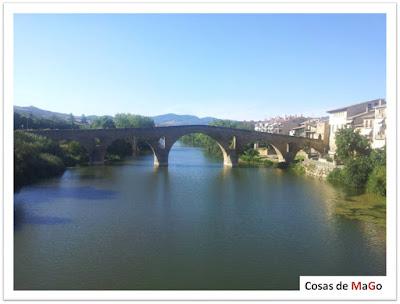 Puente Románico en Puente de la Reina