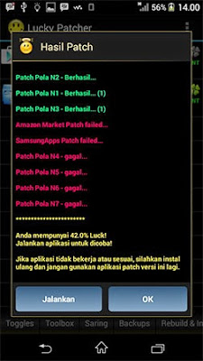 Download Lucky Patcher v5.6.9 APK Terbaru Gratis