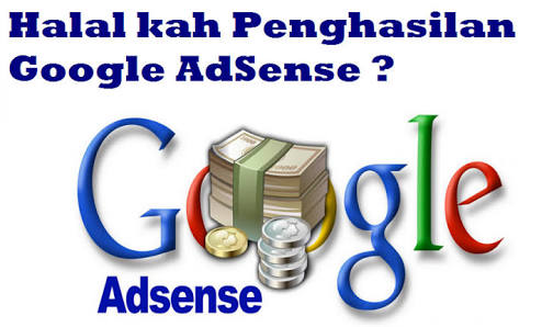 Halalkah penghasilan google adsense