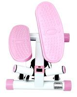 Sunny's P8000 Pink Adjustable Twist Stepper