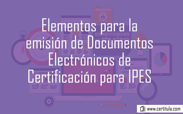 DEC para IPES