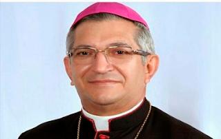 Anunciado o novo bispo de Campina Grande