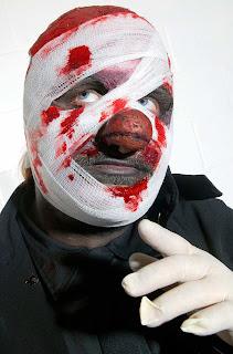 美國金屬樂團 Slipknot —       每一個面具的明確歷史 51