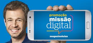 Cadastrar Nova Promoção Magazine Luiza 2016 Missão Digital