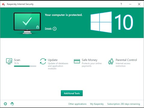 Kaspersky Internet Security Full 3 Tahun Lisensi