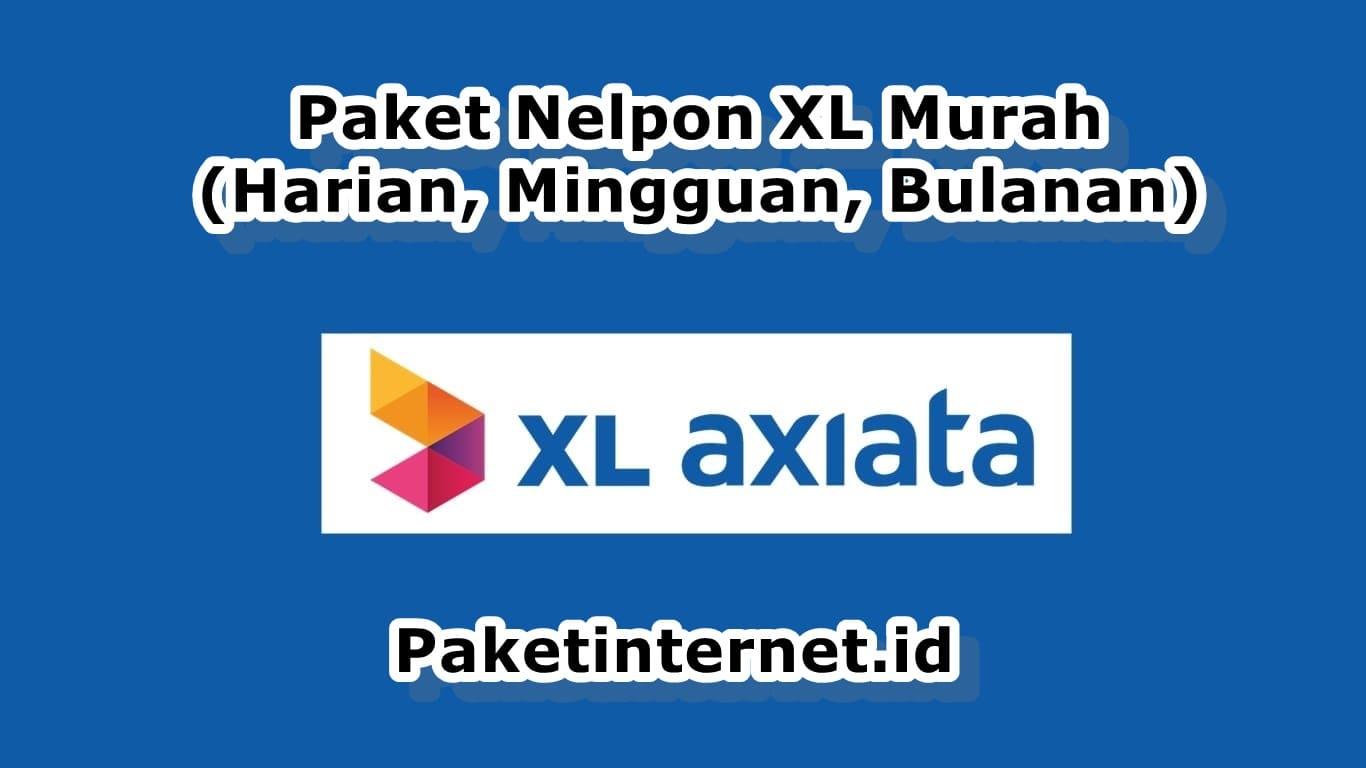 Paket Nelpon XL