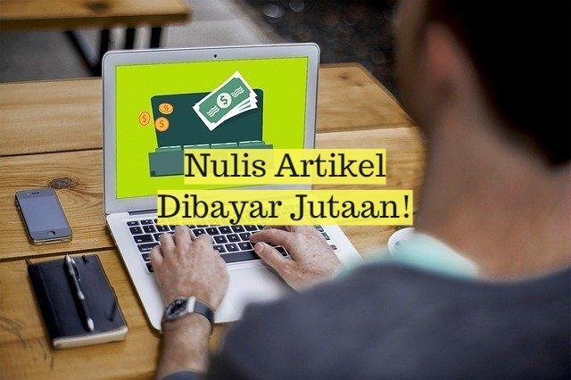 Situs Indonesia yang Membayar Hasil Tulisan Artikel