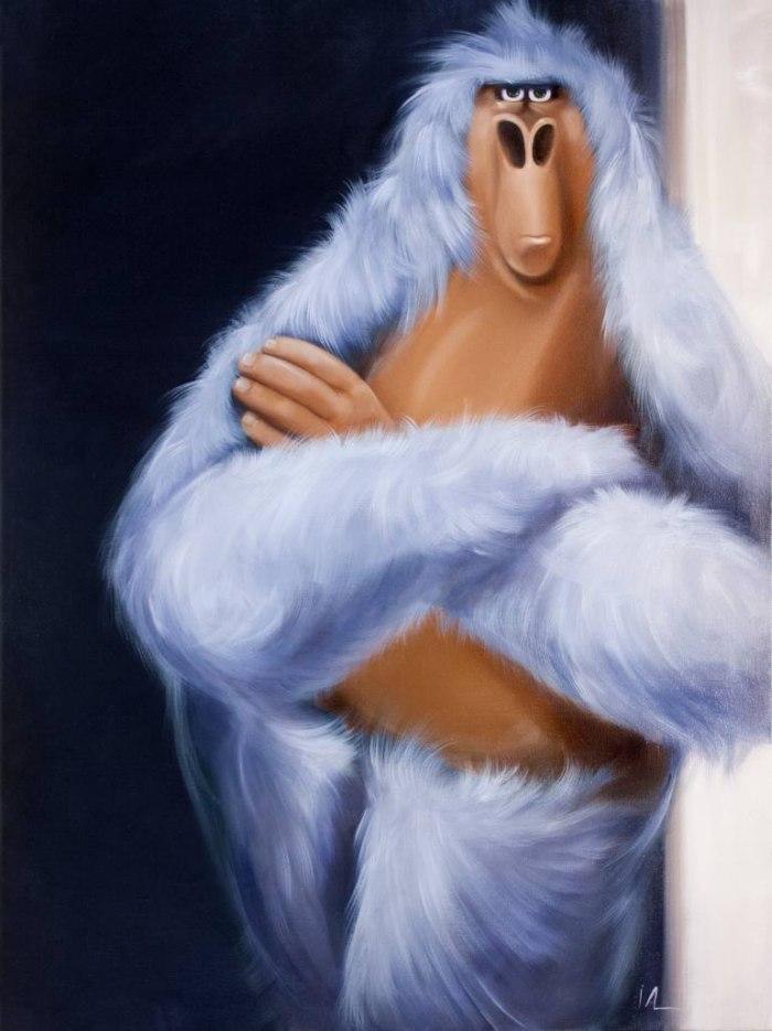 Мои гориллы. Isabelle Alford-Lago