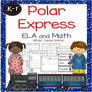https://www.teacherspayteachers.com/Product/Polar-Express-Word-Work-Math-Writing-169567