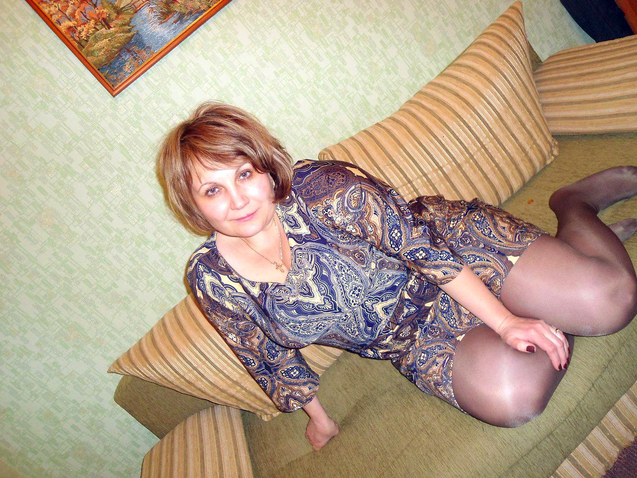 Русские зрелые женщины вк его