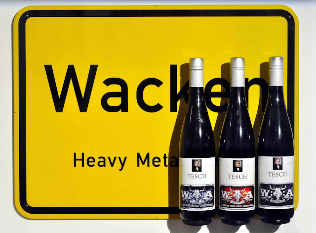 Der Wacken Wein aus dem Weingut Tesch