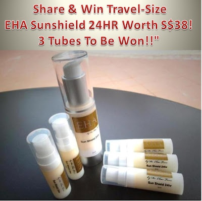 win eha sunshield at luxury haven