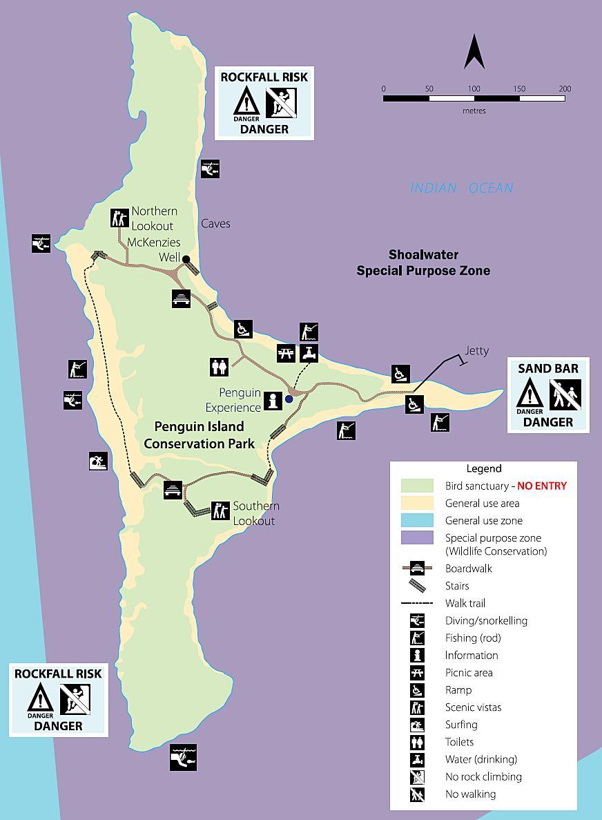 伯斯-景點-推薦-必玩-一日遊-企鵝島-Penguin-Island-遊記-地圖-觀光-Map-旅遊-自由行-Perth