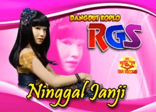 Lirik Lagu Ninggal Janji - Tasya Rosmala