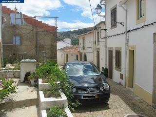 STREETS / Rua do Canto da Aldeia, Castelo de Vide, Portugal