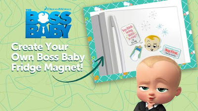 boss baby crafts