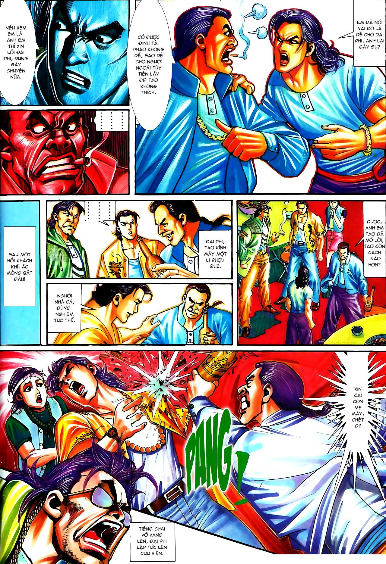 Người Trong Giang Hồ chapter 160: chém đại phi trang 4