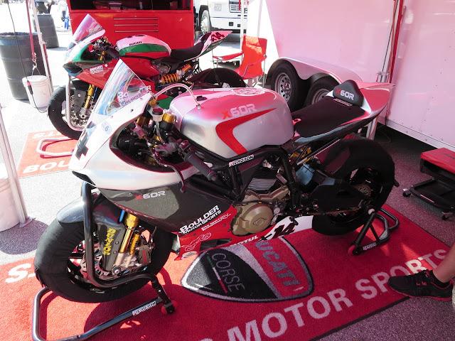 Pierobon X60R Motorcycle Boulder Motorsports Ducati