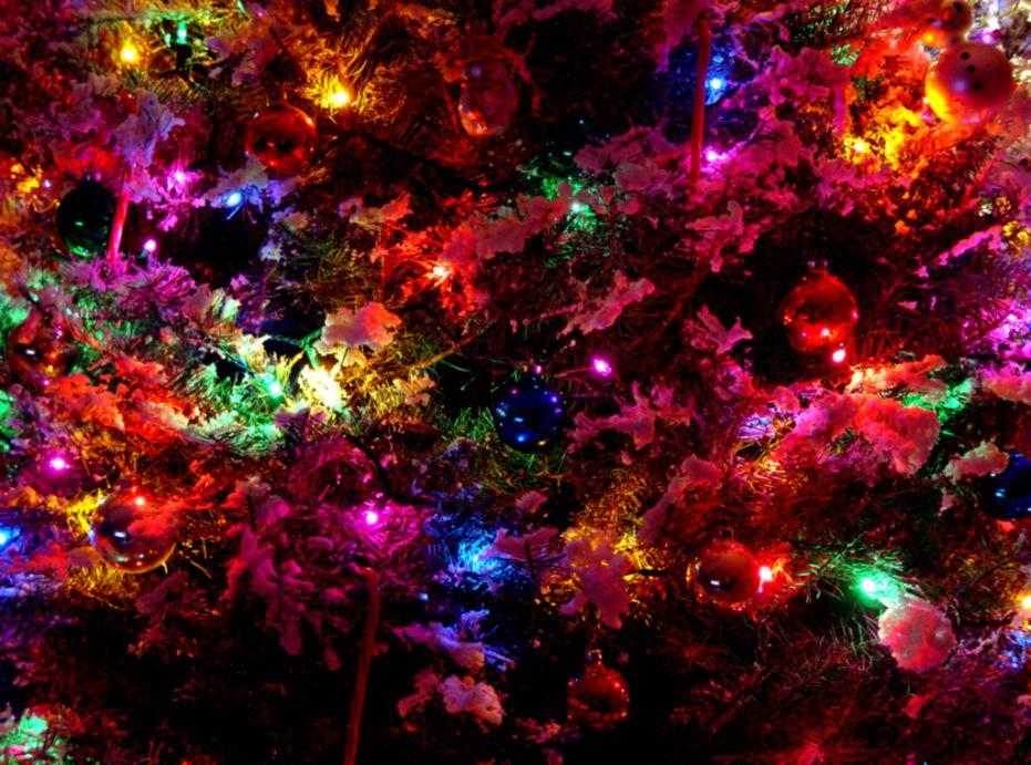 Neon Christmas Wallpapers For Desktop Spot Wallpapers