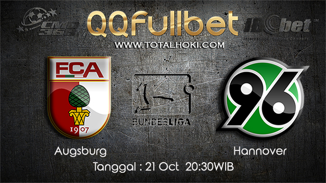 PREDIKSIBOLA - PREDIKSI TARUHAN BOLA AUGSBURG VS HANNOVER 21 OCTOBER 2017 (BUNDESLIGA)
