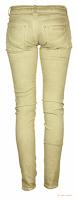 pantaloni bershka, culoare bej