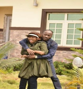 Apostle Suleiman and wife loved up in new photos