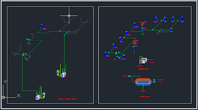 Download Heating Project  AutoCAD Drawings