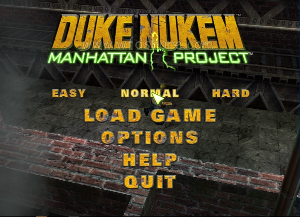 gratis download setup Duke Nukem Manhattan Project full